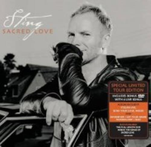 Sacred love by Sting, SACD with khs913 - Ref:1525319936