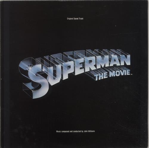 SUPERMAN - Superman The Movie - Maxi 33T
