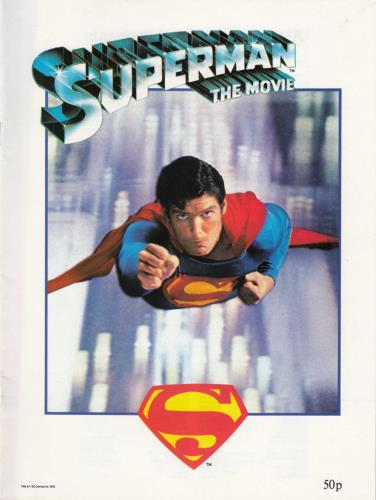 SUPERMAN - Superman The Movie - Others