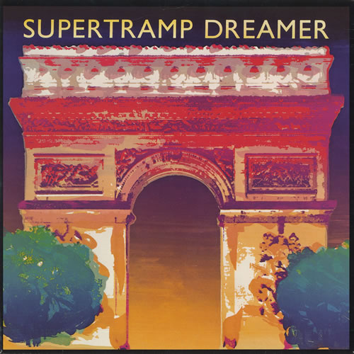 Supertramp Dreamer Live Uk 7 Quot Vinyl Record Ams7576
