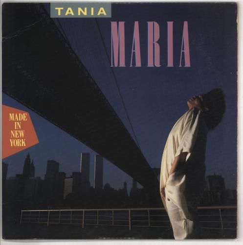 MARIA, TANIA - Made In New York - 12 inch 33 rpm