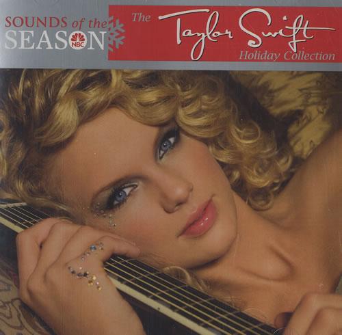 price info - Taylor Swift Christmas Album