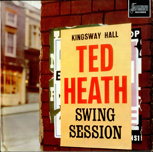 HEATH, TED - Swing Session - 12 inch 33 rpm