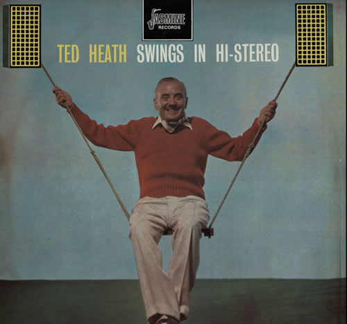 HEATH, TED - Swings In Hi-Stereo - 12 inch 33 rpm