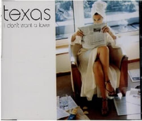 TEXAS - I Don't Want A Lover - CD