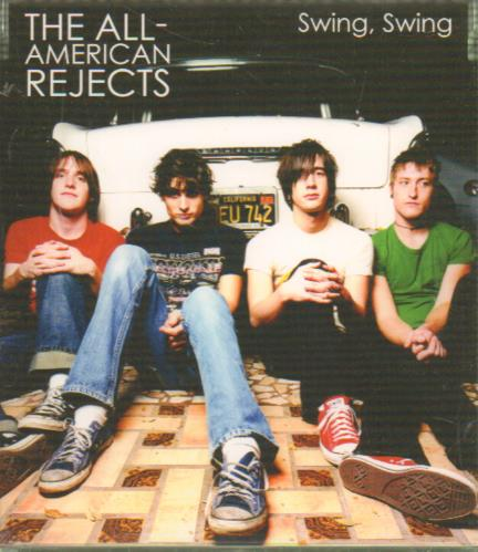 move along album sampler all american rejects the cd