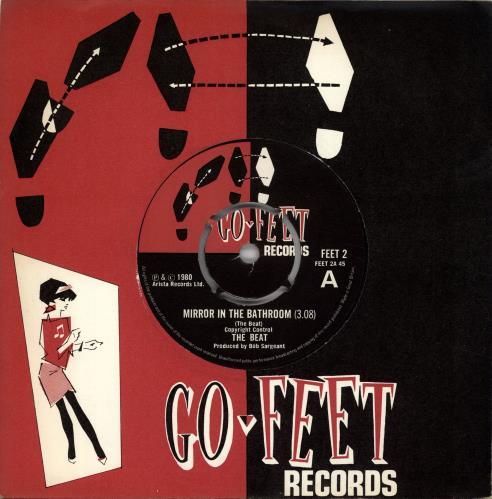 Beat Mirror In The Bathroom Vinyl Records LP CD On CDandLP