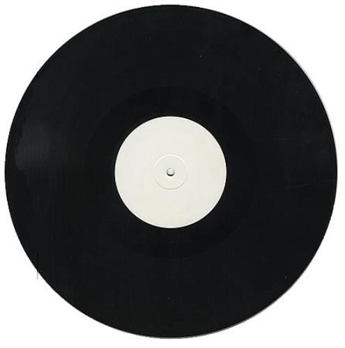 THE BEAT UP - Alright - Test Pressing - 7inch x 1