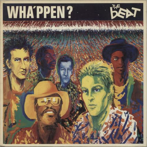 BEAT, THE - Wha'ppen? - Maxi 33T