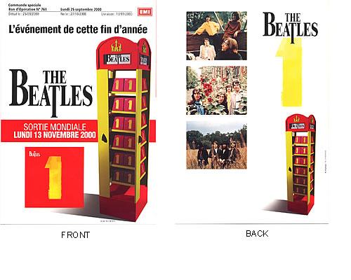 BEATLES, THE - 1 - Telephone Box - Poster / Display