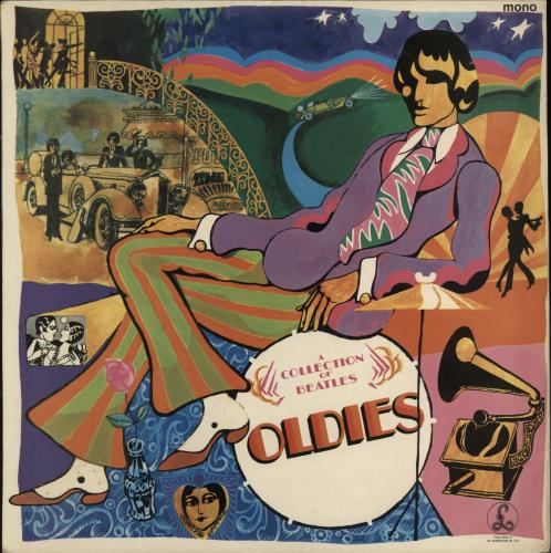 Beatles, The A Collection Of Beatles Oldies - 1st - VG