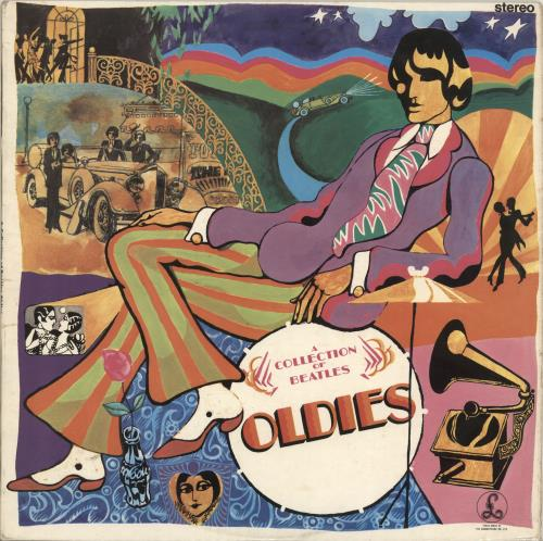 Beatles, The A Collection Of Beatles Oldies - 2 Box - F/B