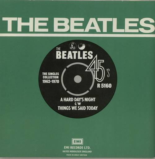 Beatles, The A Hard Day's Night - 1976 - 4pr