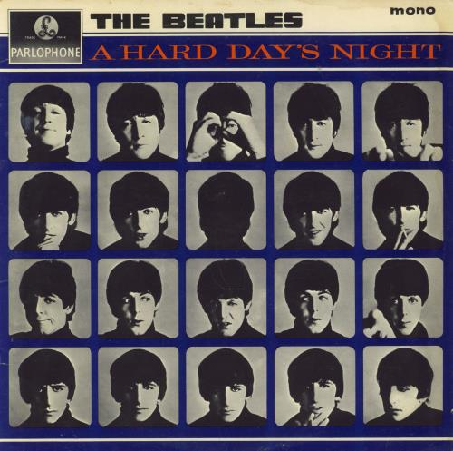 Beatles, The A Hard Day's Night - 1st - G&L - VG