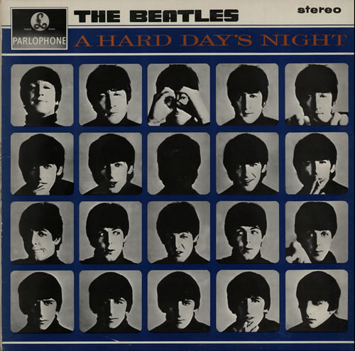 Beatles, The A Hard Day's Night - All Rights