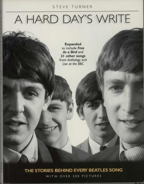BEATLES, THE - A Hard Day's Write - Livre