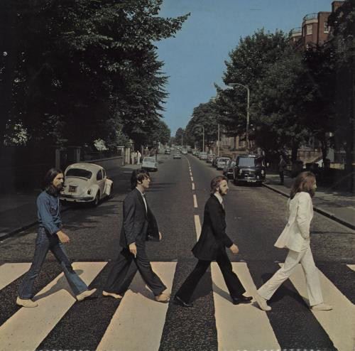 Beatles, The Abbey Road - 1st - Misaligned - VG