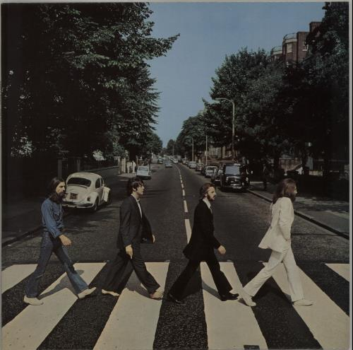 Beatles, The Abbey Road - Red Vinyl