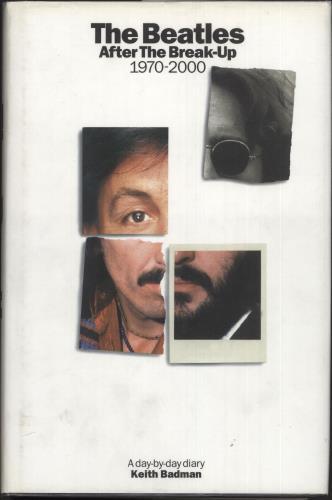 BEATLES, THE - After The Break Up 1970-2000 - Livre