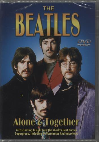 BEATLES, THE - Alone & Together - DVD