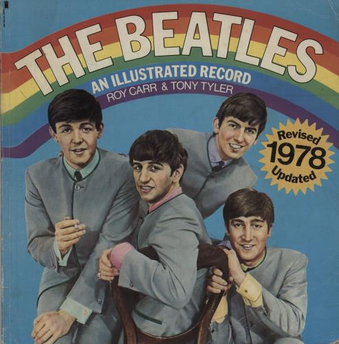 BEATLES, THE - An Illustrated Record - Softback - Book