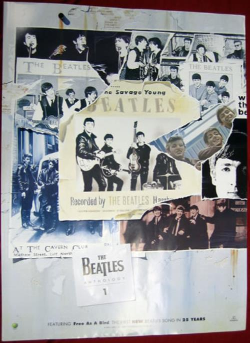 BEATLES, THE - Anthology 1 - Poster / Affiche
