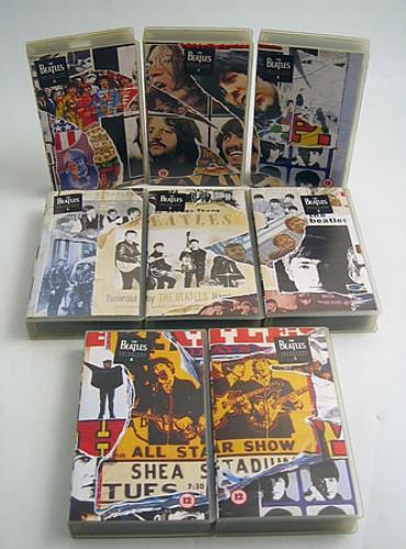 Beatles, The Anthology 1-8