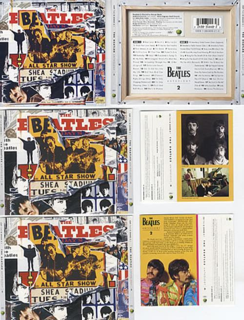 BEATLES, THE - Anthology 2 - Autres