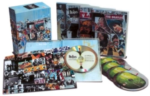 BEATLES, THE - Anthology - DVD