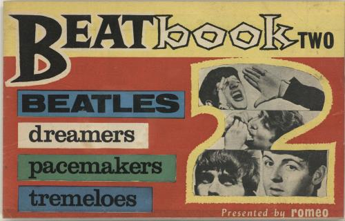 BEATLES, THE - Beatbook Two - Autres