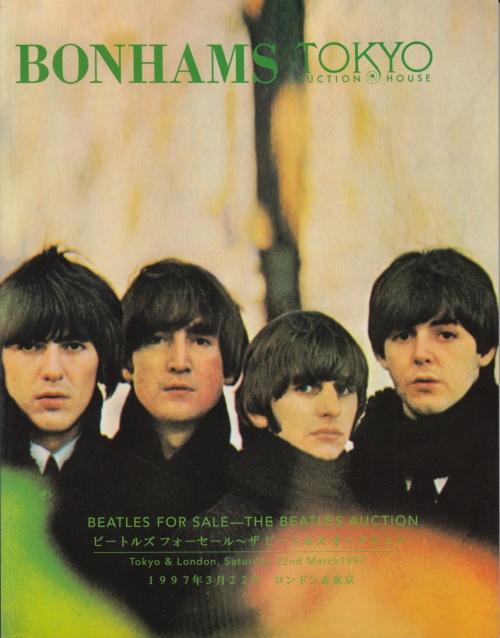 BEATLES, THE - Beatles For Sale - The Beatles Auction - Autres