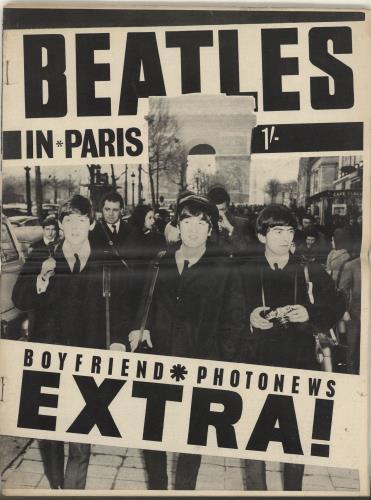 BEATLES, THE - Beatles In Paris - Autres