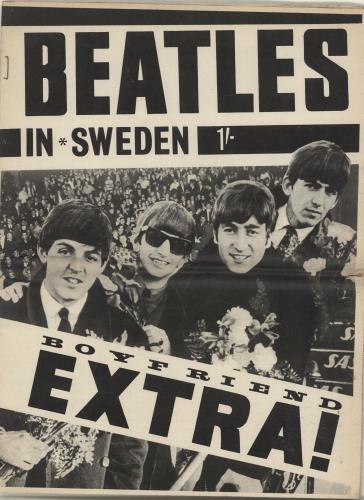 BEATLES, THE - Beatles In Sweden - Autres