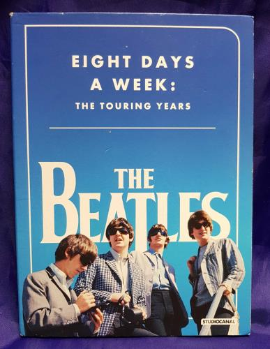 Beatles, The Eight Days A Week: The Touring Years