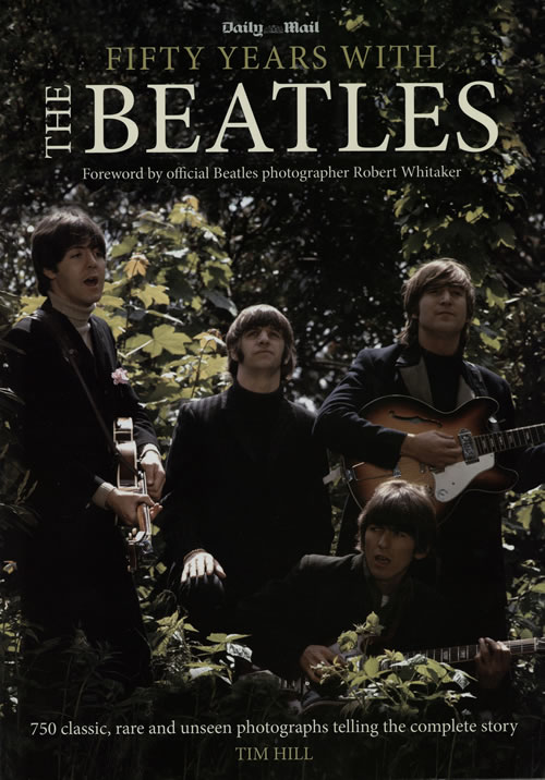 BEATLES, THE - Fifty Years With The Beatles - Livre