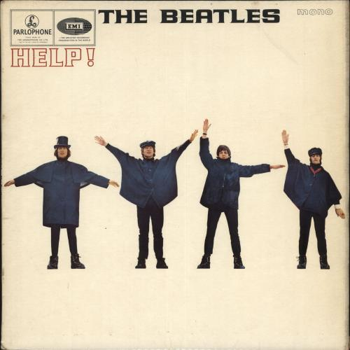 Beatles, The Help! - 1st - woc