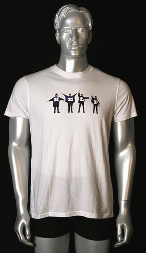BEATLES, THE - Help [Small] - T-shirt