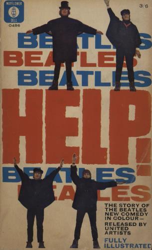 BEATLES, THE - Help! - Livre