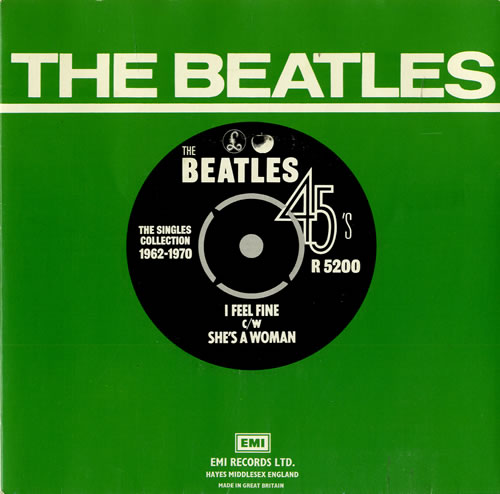 Beatles, The I Feel Fine - 1976 - 4pr