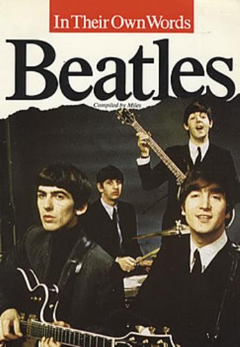 BEATLES, THE - In Their Own Words - Livre