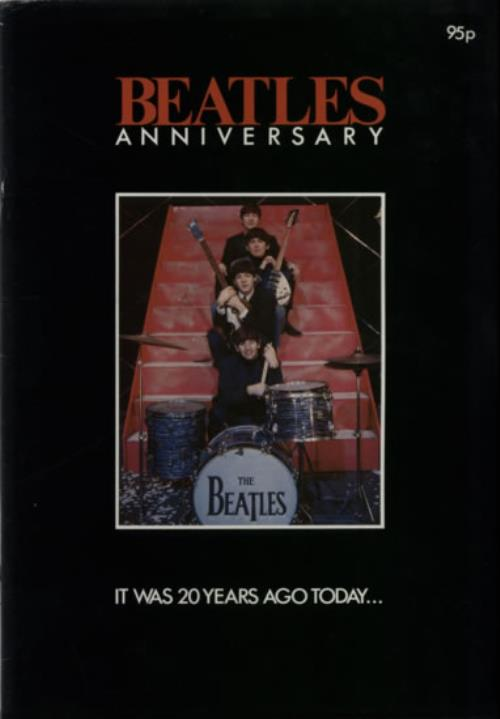 BEATLES, THE - It Was 20 Years Ago Today... - Autres