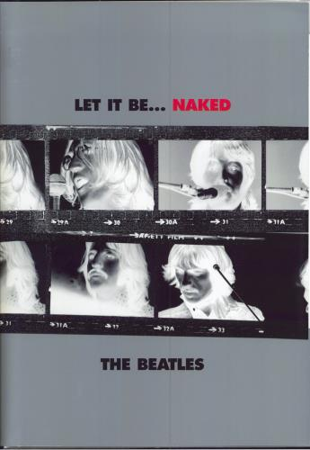Beatles, The Let It Be...Naked