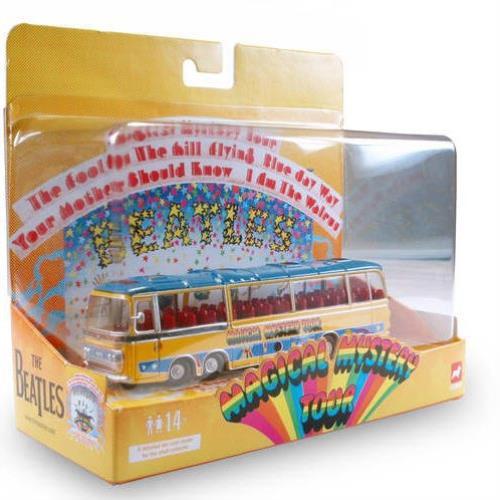 The Beatles Magical Mystery Tour Bus [Corgi] UK Toy ...