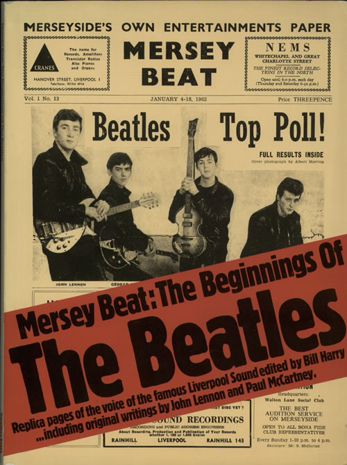 the humble beginnings of the beatles