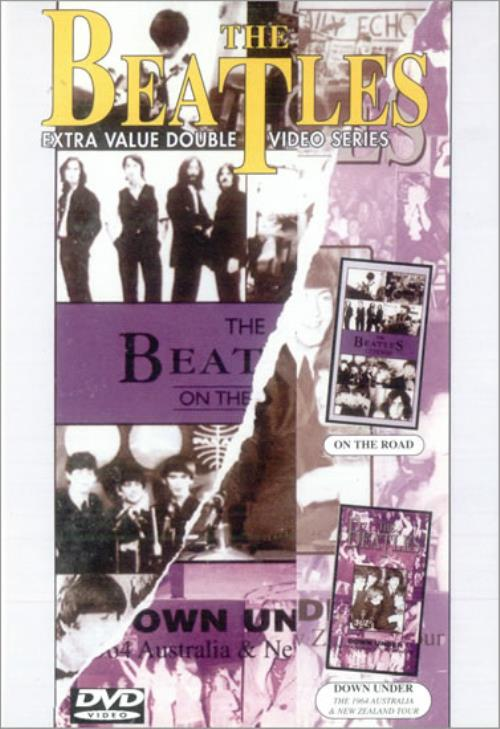 BEATLES, THE - On The Road / Down Under - DVD