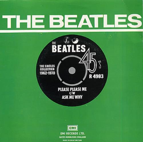 Beatles, The Please Please Me - 1976