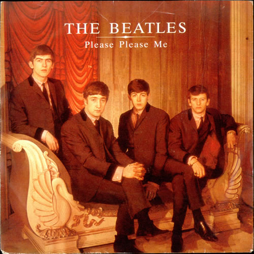 Beatles, The Please Please Me - 20th Anniversary