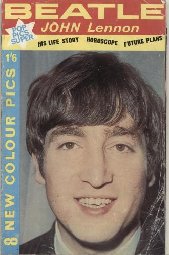 BEATLES, THE - Pop Pics Super - John Lennon - Autres