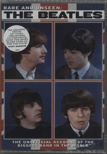 BEATLES, THE - Rare And Unseen - DVD