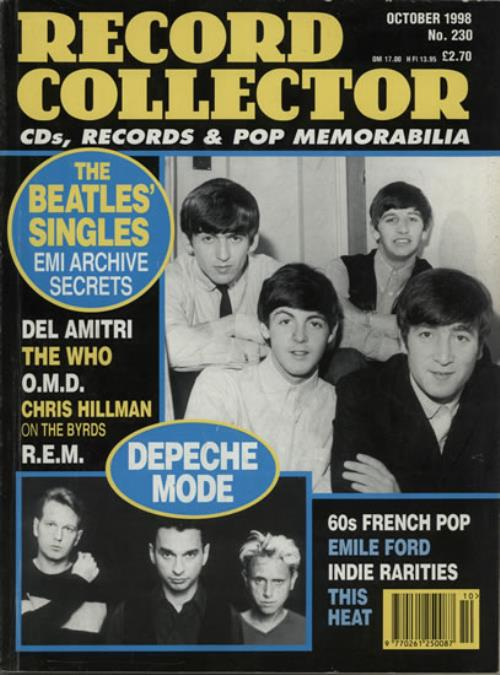 BEATLES, THE - Record Collector No. 230 - Others